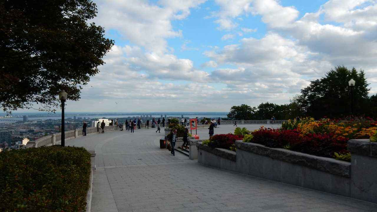 Photo représentant Mont-Royal (Chemin Olmsted).